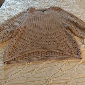 Knitted sweater. New with tags